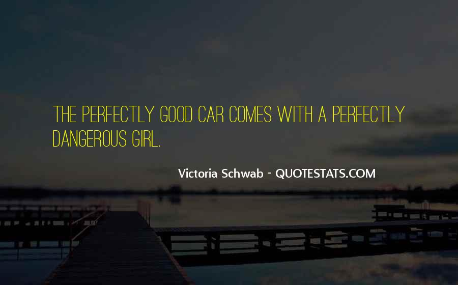 Girl And Her Car Quotes #159327