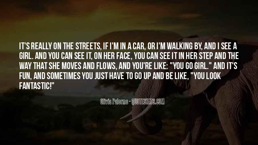 Girl And Her Car Quotes #1824526
