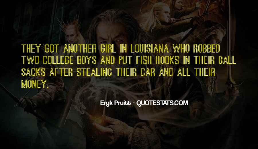 Girl And Her Car Quotes #447091