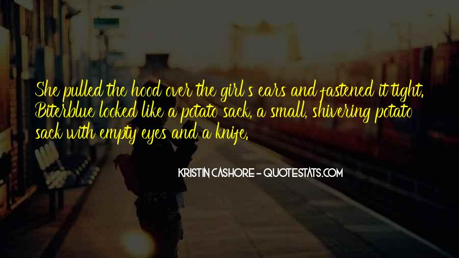 Girl From The Hood Quotes #1305472