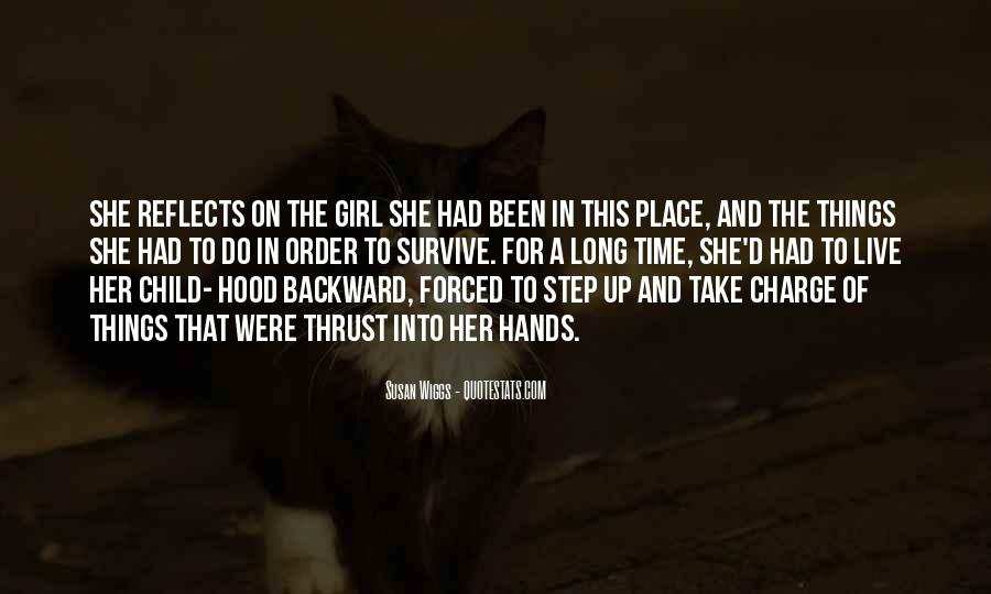 Girl From The Hood Quotes #1735861