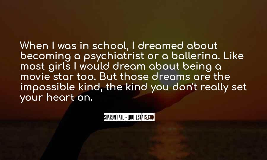 Girl In Your Dreams Quotes #1272391