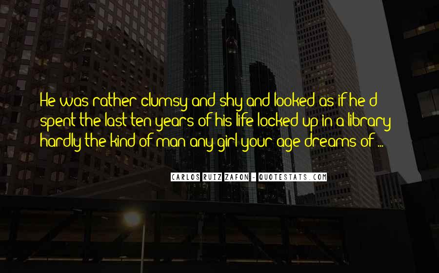 Girl In Your Dreams Quotes #1689396