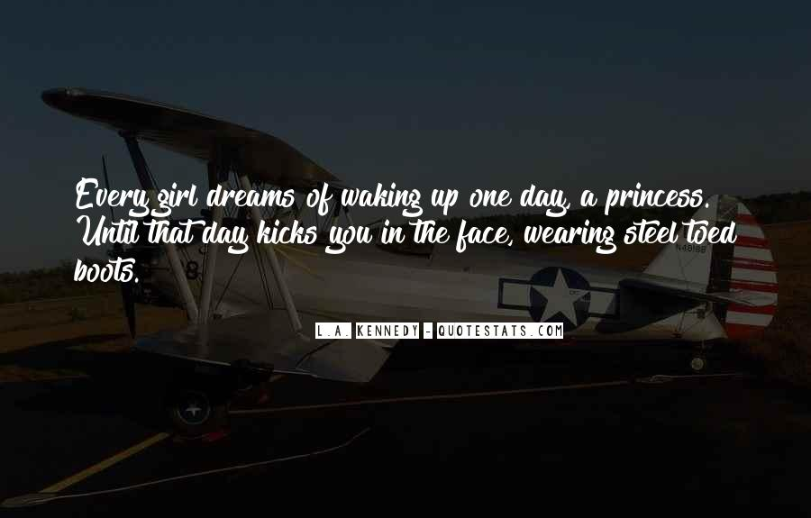 Girl In Your Dreams Quotes #484821