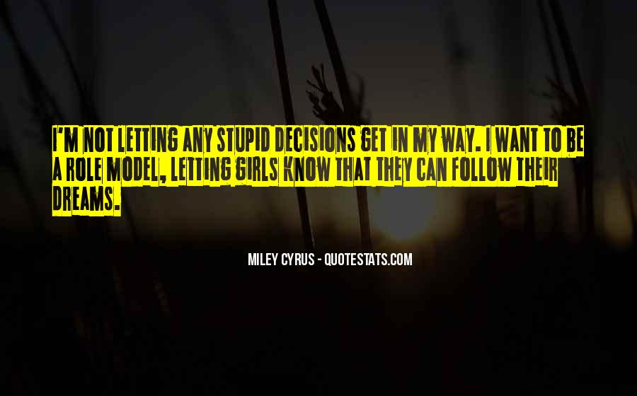 Girl In Your Dreams Quotes #536832
