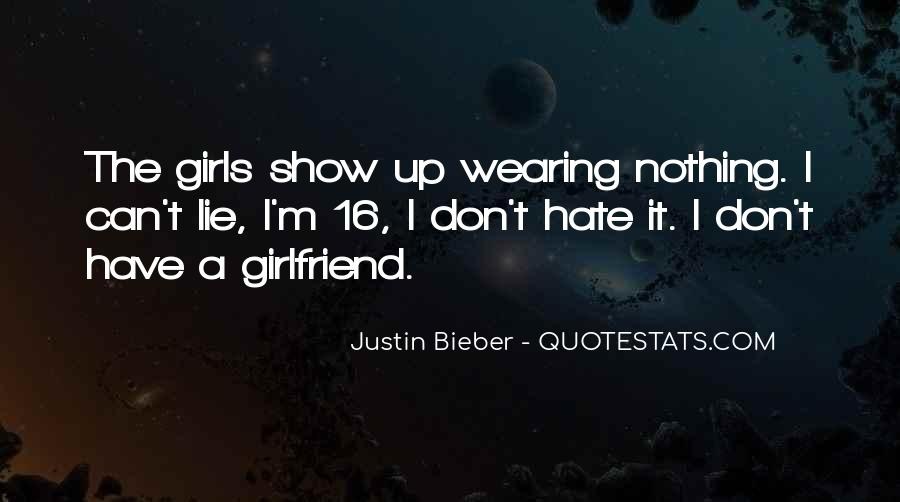 Girl Lying Quotes #967948