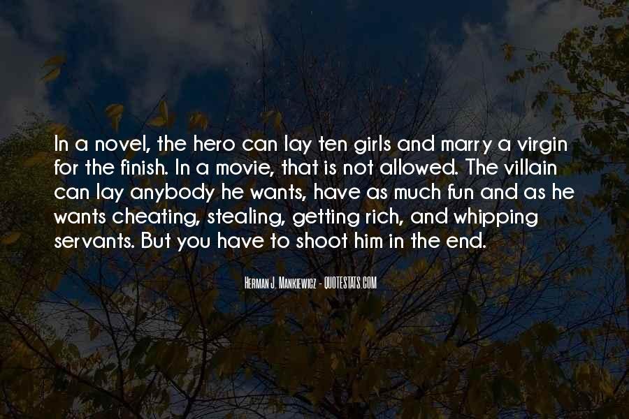 Girl Virgin Quotes #965795