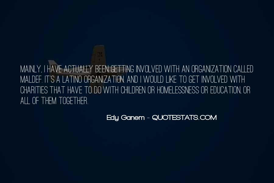 Quotes About Getting An Education #1125033