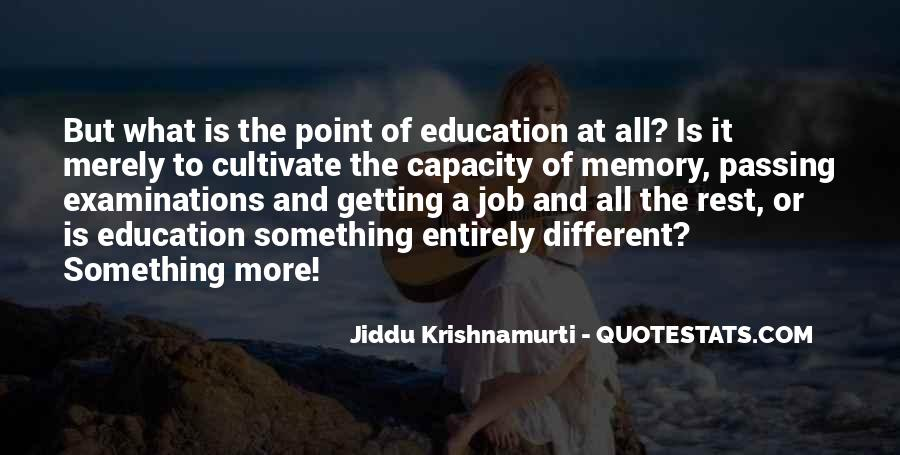 Quotes About Getting An Education #165003
