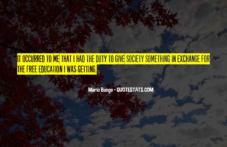 Quotes About Getting An Education #209440