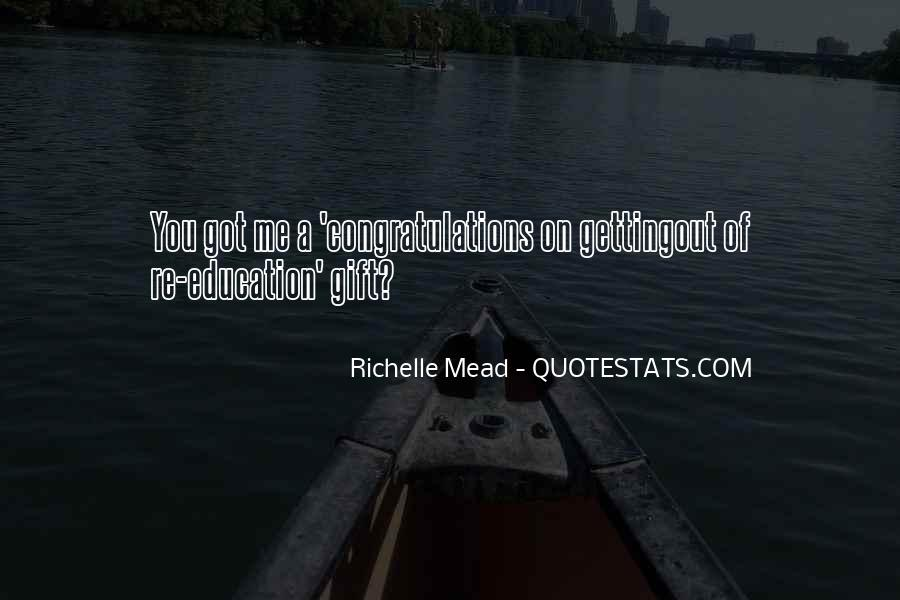 Quotes About Getting An Education #308081