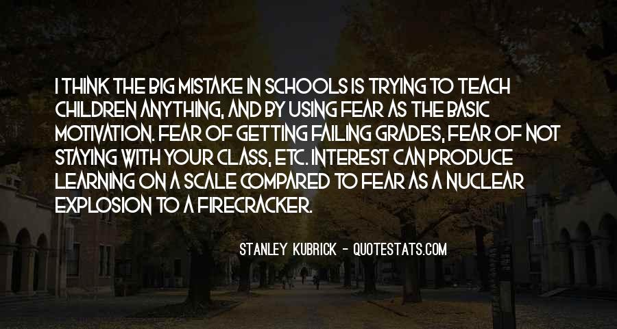 Quotes About Getting An Education #460129