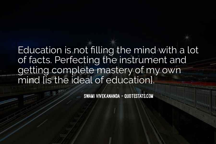Quotes About Getting An Education #684455