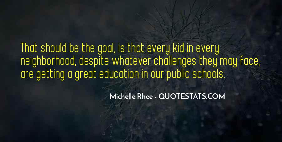 Quotes About Getting An Education #785366