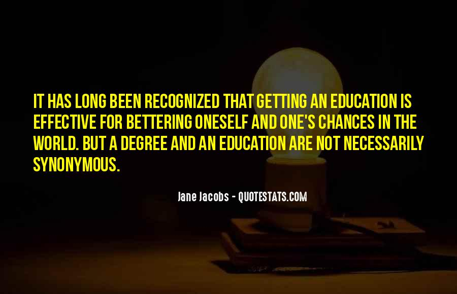 Quotes About Getting An Education #787722