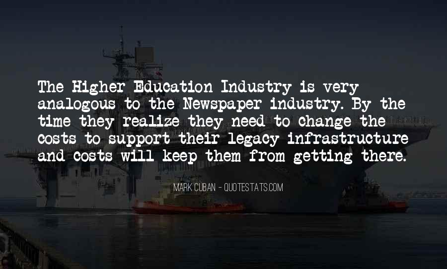 Quotes About Getting An Education #863377