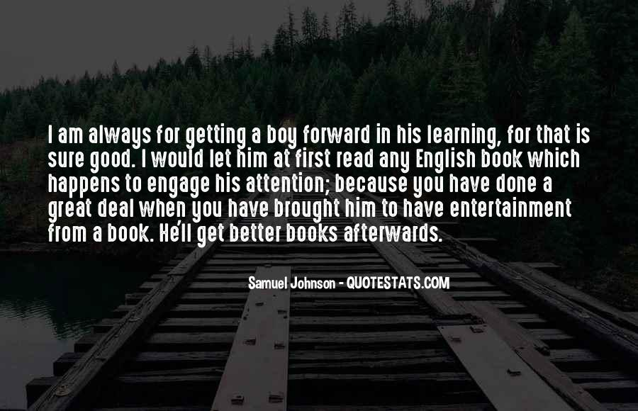 Quotes About Getting An Education #870021