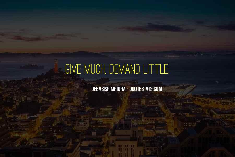 Give A Little More Love Quotes #606630