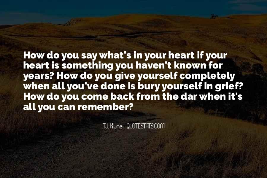 Give It Your All Quotes #118878