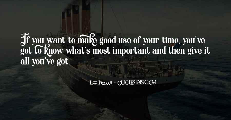 Give It Your All Quotes #247582