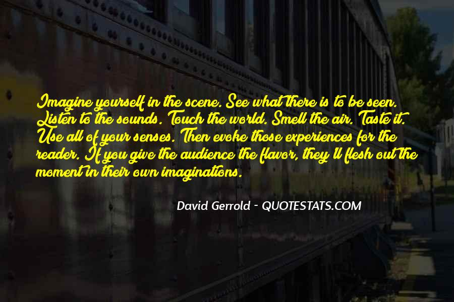 Give It Your All Quotes #25385