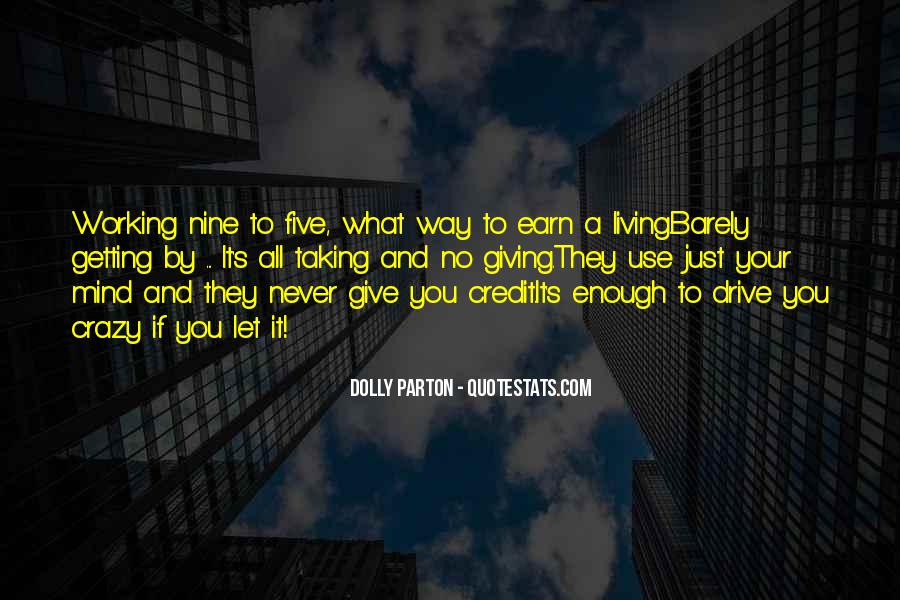 Give It Your All Quotes #660597