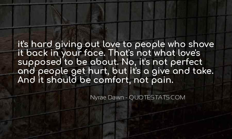Give Love Get Love Quotes #288810
