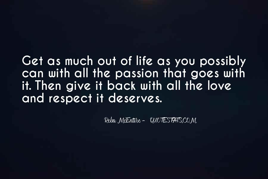 Give Love Get Love Quotes #511126