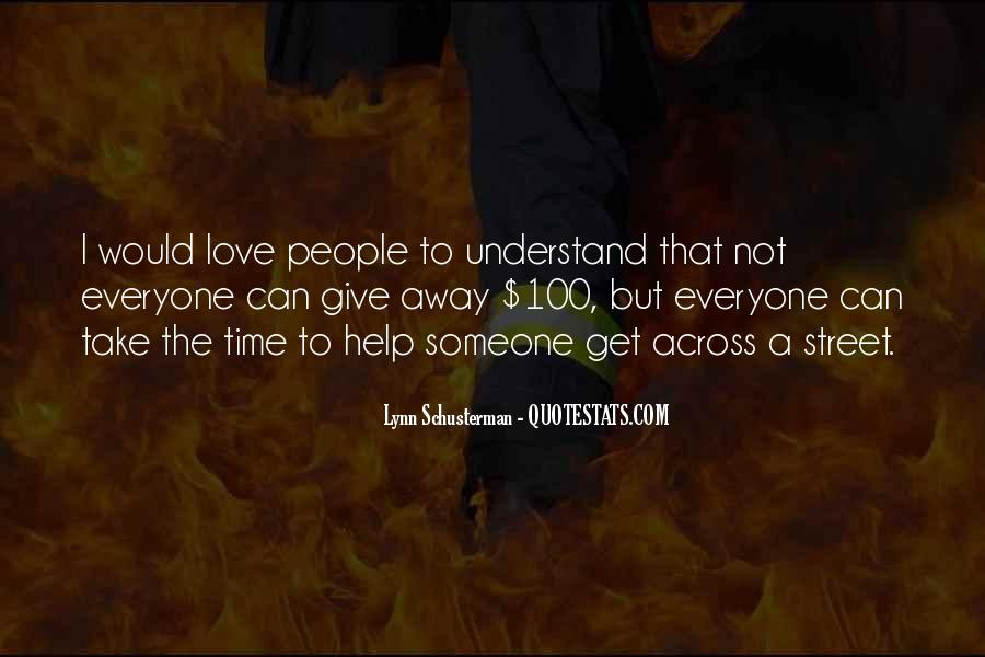Give Love Get Love Quotes #679180