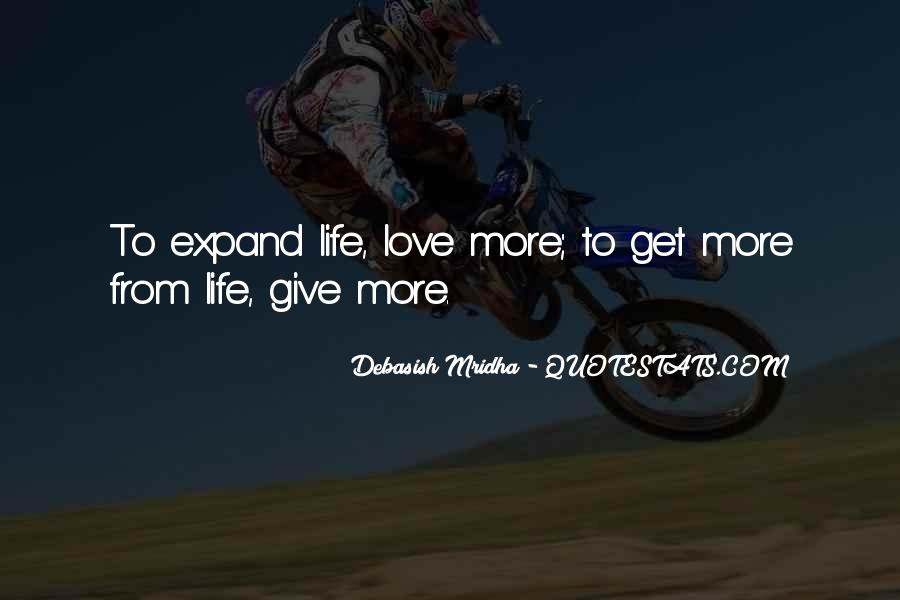 Give Love Get Love Quotes #752034