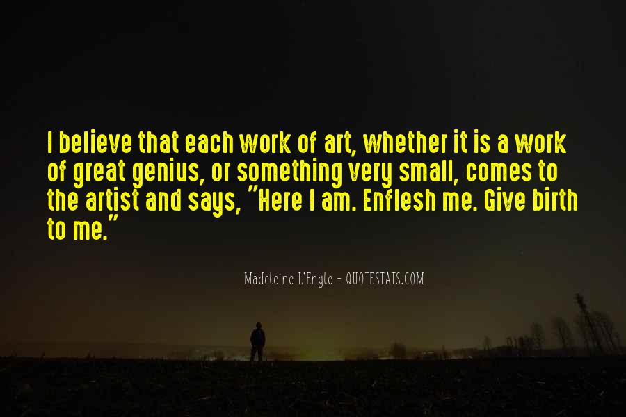 Give Me Something To Believe Quotes #1795556