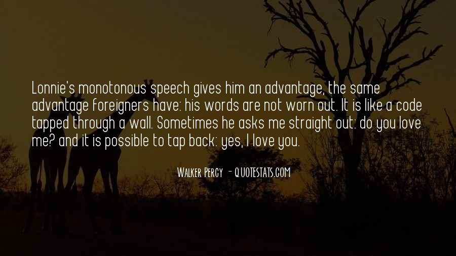 Gives Back Quotes #118572
