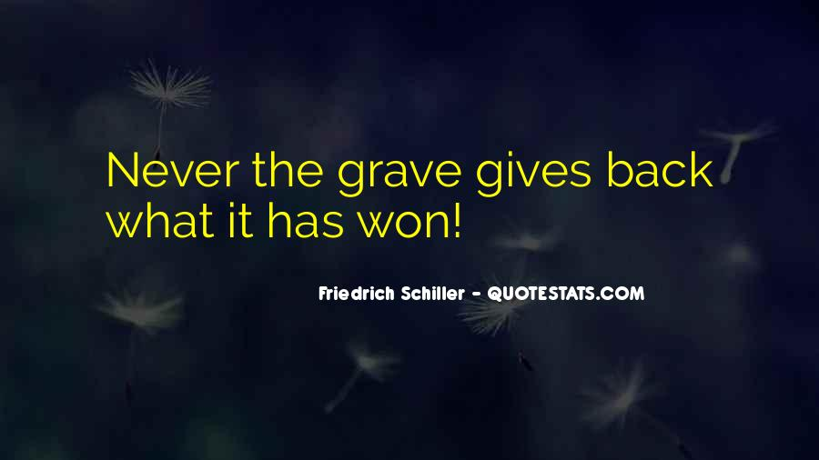 Gives Back Quotes #382239