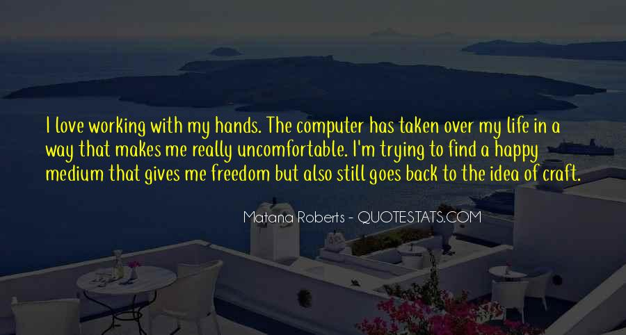 Gives Back Quotes #397321