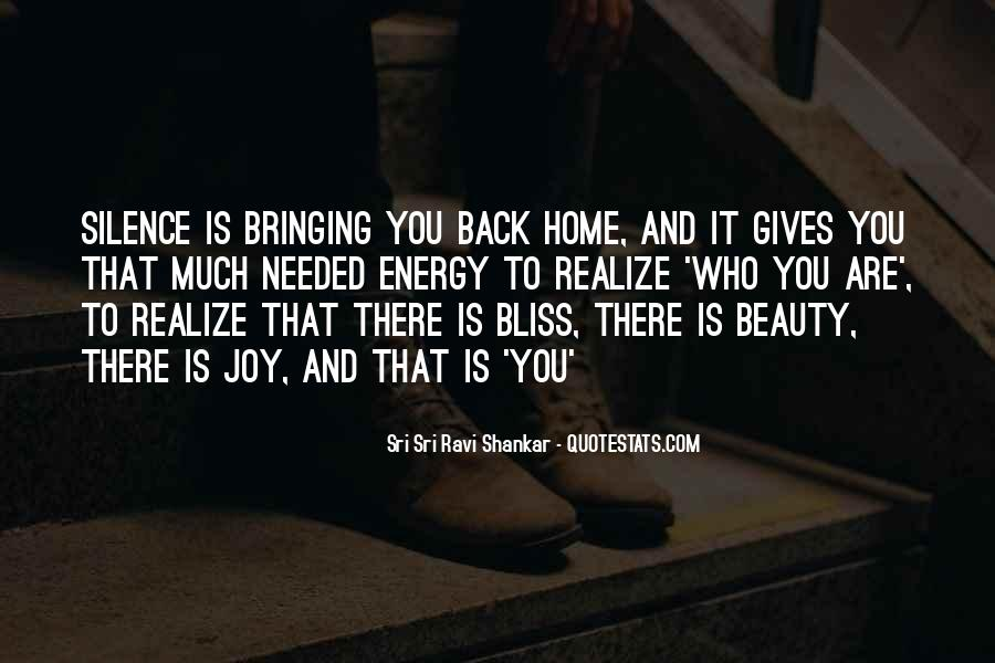 Gives Back Quotes #474872