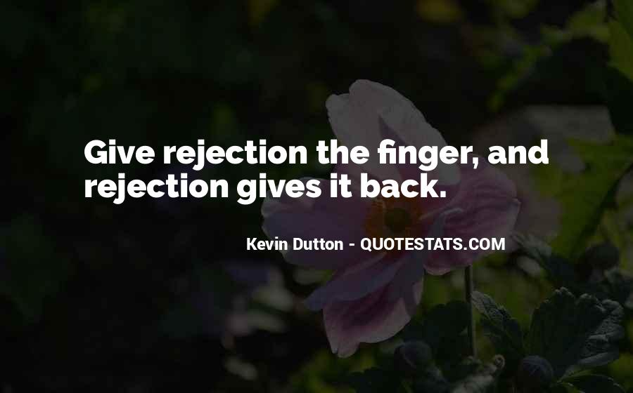 Gives Back Quotes #670026