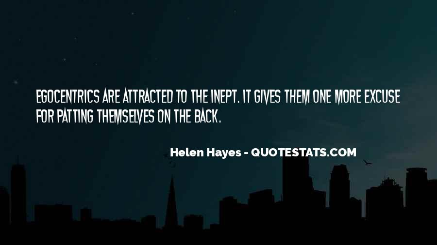 Gives Back Quotes #695604