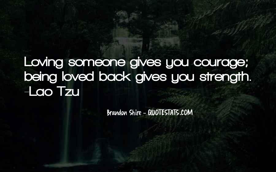 Gives Back Quotes #91106