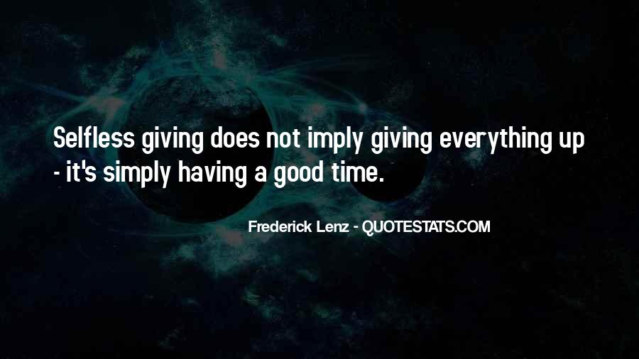 Giving It Everything Quotes #372691