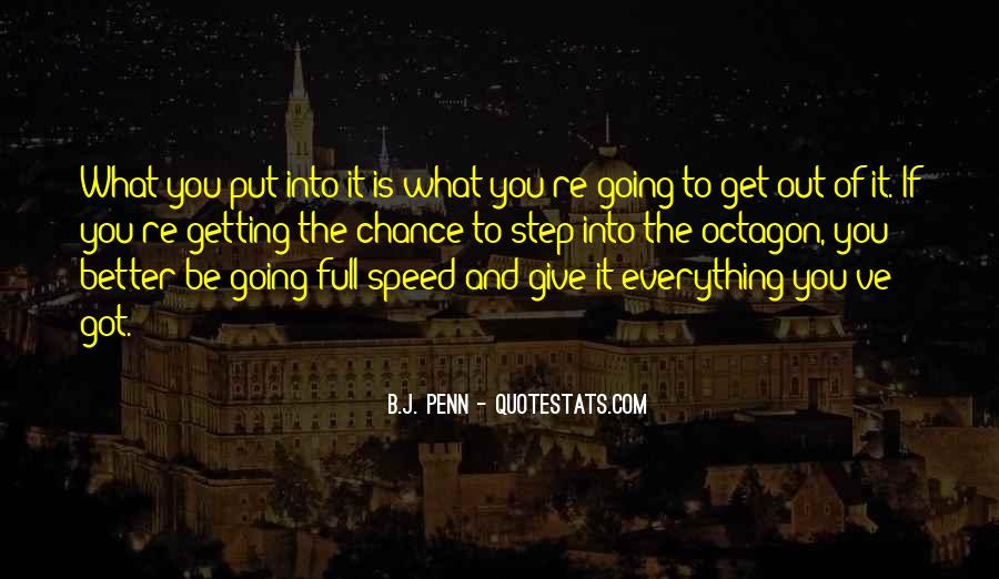 Giving It Everything Quotes #673122
