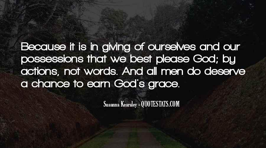 Giving Our Best To God Quotes #1507083