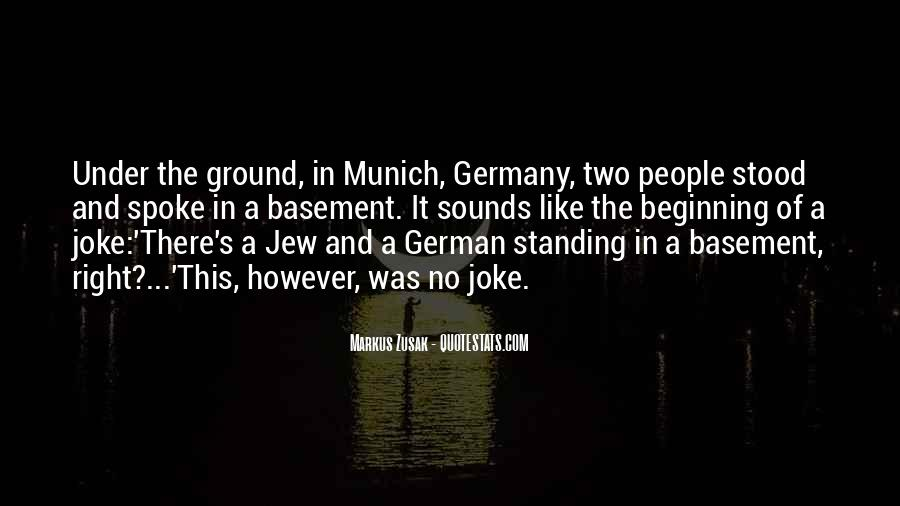 Quotes About German People #1013558