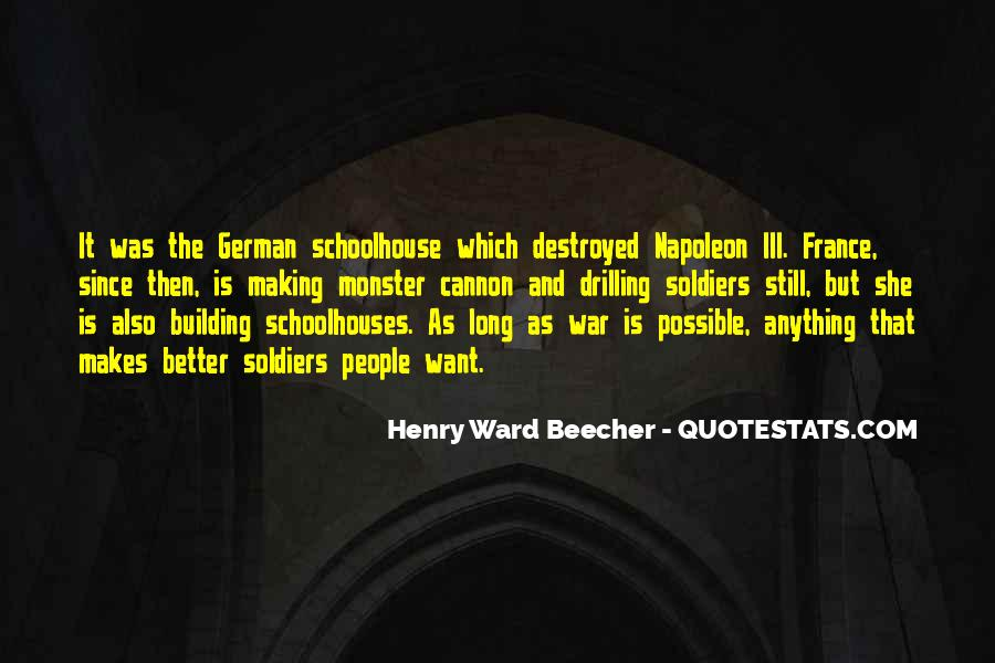 Quotes About German People #1078695