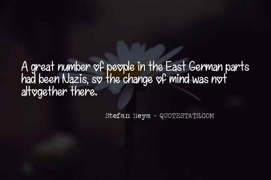 Quotes About German People #1181940