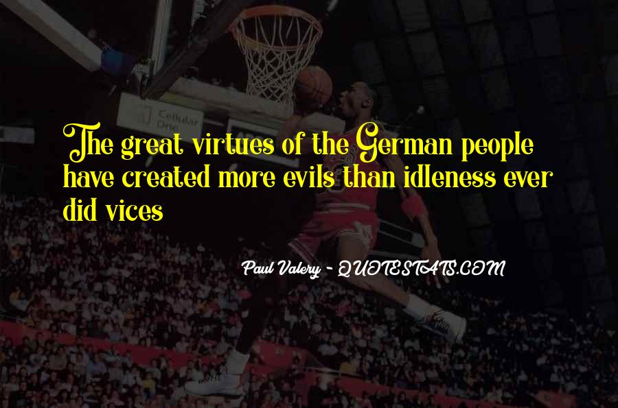 Quotes About German People #1312845