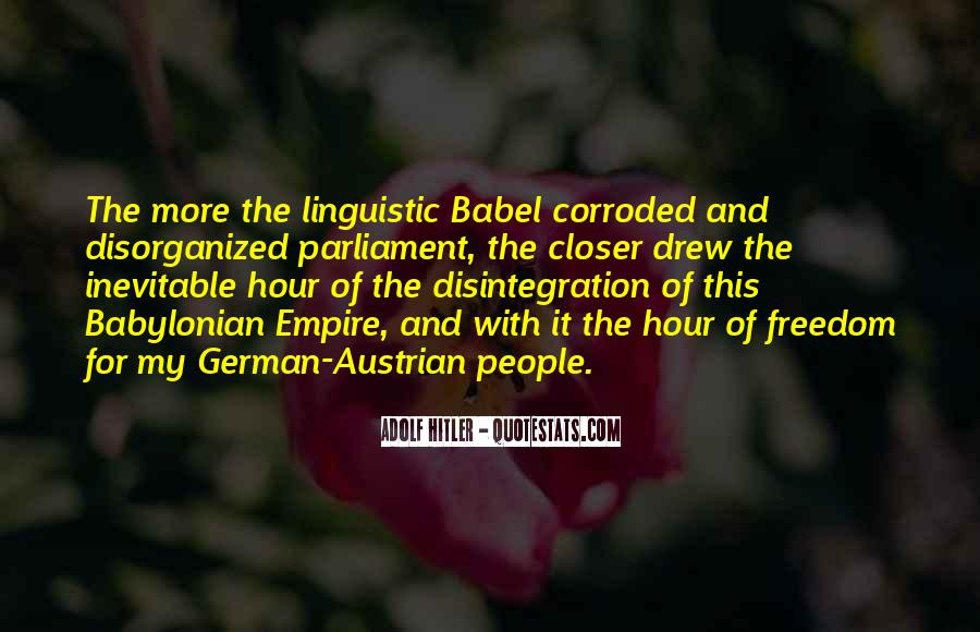 Quotes About German People #1409737