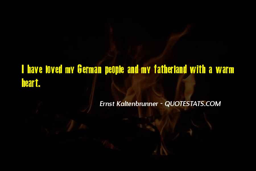 Quotes About German People #1439415