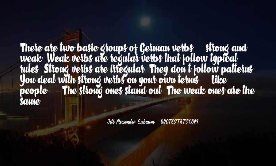 Quotes About German People #1445774