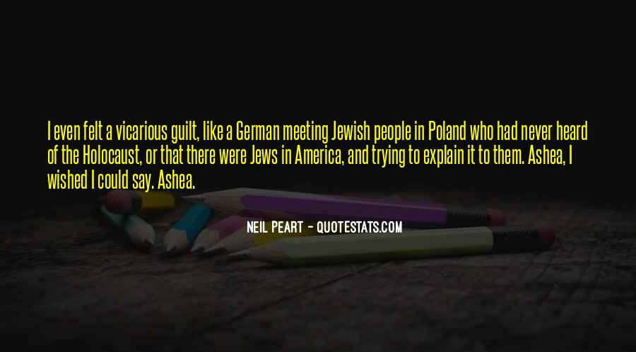 Quotes About German People #181823