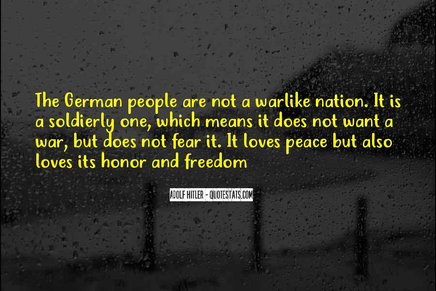 Quotes About German People #197629